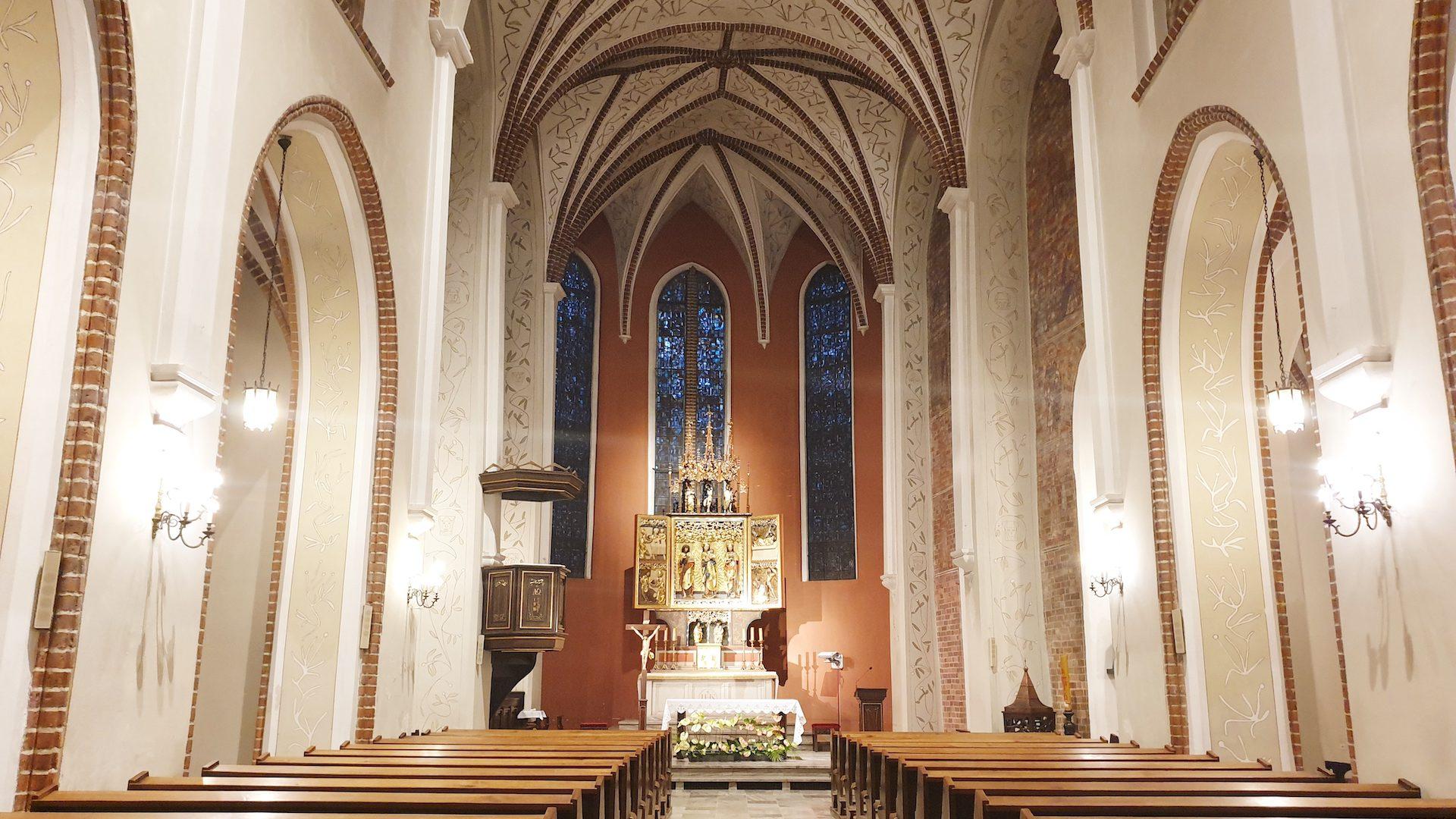 Parafia pw. św. Marcina w Poznaniu